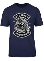Sons Mit Arthritis Ibuprofen Chapter Motorradfahrer T Shirt