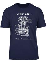 Awo 425 Suhler Dampfhammer Tshirt