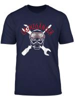 Cooles Grenzganger Biker T Shirt I Bike Mechaniker Motorrad T Shirt