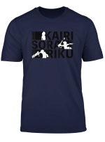 Disney Kingdom Hearts Iii Kairi Sora Riku T Shirt