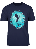 Disney Little Mermaid Ariel S Grotto Graphic T Shirt