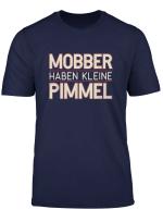 Anti Mobbing Statement Lustiges Shirt Gegen Mobber
