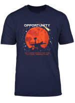 Opportunity Mars Exploration Rover T Shirt