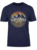 Vintage Jeeps Retro 70S Sunset Off Road Men Women Kids Gift T Shirt