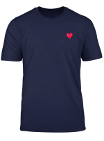 Heart For The Comme Gift T Shirt