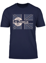 Classic Style 1975 United Airship Tour T Shirt
