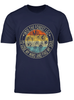 Into The Forest I Go To Lose My Mind T Shirt Mushroom