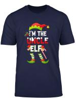 I M The Uncle Elf Christmas Matching Pajamas Shirt T Shirt
