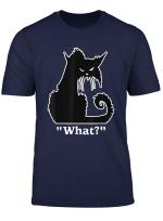 Lustiges Katze What T Shirt