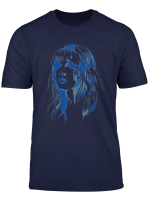 Vintage Retro Stevie Tshirts Nicks Love Gift For Mens Womens T Shirt