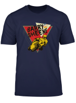 The Legendary Barry Sheen Motorcycle Hero T Shirt