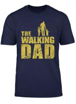 The Walking Dad Vatertag Geschenk Werdender Vater T Shirt