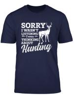 Mens Hunting Shirt Deer Bow Gun Hunters Gift Shirt