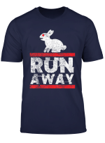 Holy Killer Bunny Monty Run Away Grail Quest Python T Shirt