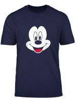 Disney Mickey Mouse Big Face T Shirt