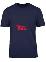 Disney Lion King Simba And Nala We Are One Love T Shirt