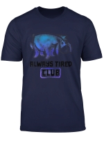 Disney Winnie The Pooh Eeyore Always Tired Club T Shirt T Shirt