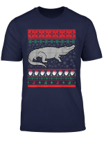 Alligator Lover Gifts Alligator Ugly Funny Christmas Xmas T Shirt