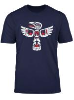Native America Haida T Shirt