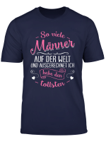 Ehefrau Ehemann T Shirt Tollster Mann Der Welt