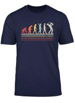 Funny Saxophone Tshirt Retro Vintage Evolution Of Man Shirt