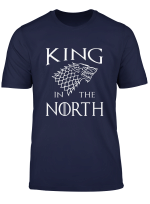 King In The North Fantasy T Shirt