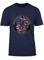 Wounded Warrior T Shirt No One Left Behind