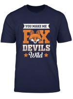 Denglisch Fuchs Spruch T Shirt