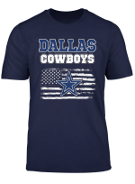 Father S Day Gift Cowboy World S Best Dad Dallas Fans Tshirt