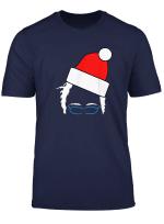 Bernie Sanders Sants Hat Christmas Holliday Shirts T Shirt