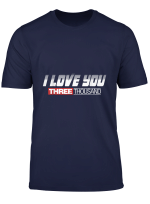 I Love You 3000 Ich Liebe Dich Mal 3000 Susses Design