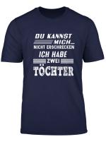 Papa Tshirt Lustiges Vater Tochter T Shirt Geschenk Vatertag