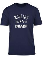 Lustiges Scheiss Drauf Spruch Geschenk Scheissegal T Shirt