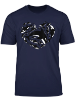 Love Orca Gifts Killer Whale T Shirt