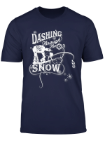 Star Wars At At At St Dashing Through Snow Christmas T Shirt