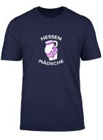 Damen Hessen Madsche Damen Hessisch Bembel Appler Apfelwein Ffm T Shirt
