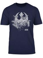 Star Wars Last Jedi The Resistance Back At It Again T Shirt