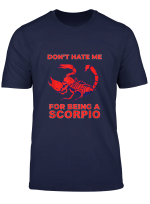 Funny Scorpio Astrology Men Women T Shirt