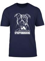American Staffordshire Terrier Hund T Shirt Hunde Shirt