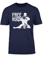 Free Hugs Lustiges Brazilian Jiu Jitsu Mma Bjj T Shirt