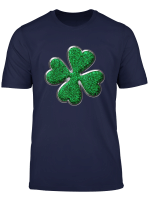 St Patricks Day Klee Kleeblatt T Shirt Irisch Irland Grun
