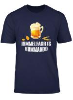 Herren Himmelfahrtskommando Lustiges Vatertag Bier T Shirt