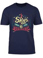 Marvel Captain Marvel Sky S Only The Beginning T Shirt