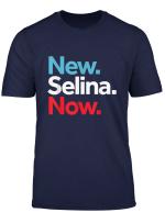 New Selina Now For Men Women T Shirt
