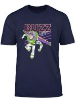 Disney Pixar Toy Story 4 Classic Buzz Lightyear T Shirt