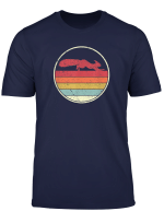 Squirrel T Shirt Retro Wildlife Shirt Gift For Hiker