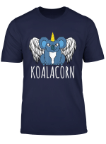 Koala Unicorn Koalacorn Funny Animal Lover Gift T Shirt