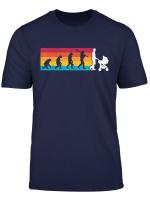 Herren Werdender Vater Geschenk Evolution Papa Lustiges Kinderwagen T Shirt