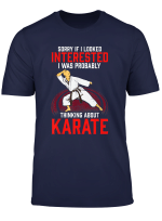 Funny Karate Instructor T Shirt