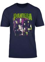 Pantera Official Vintage Group Sketch T Shirt